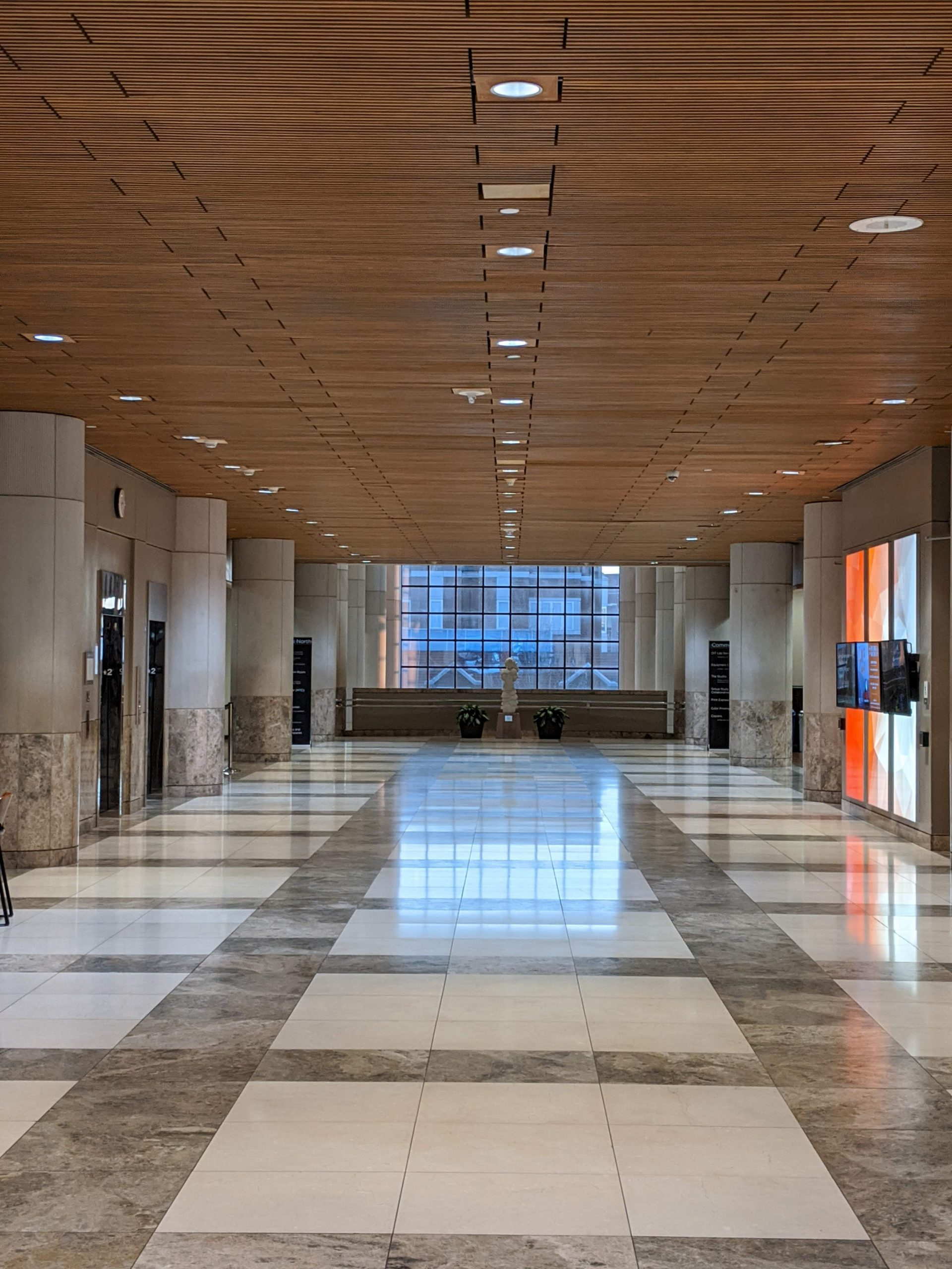 jack e reese galleria in hodges library at ut knoxville
