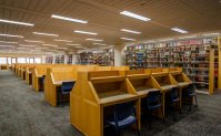 quiet study carrels in hodges library at ut knoxville